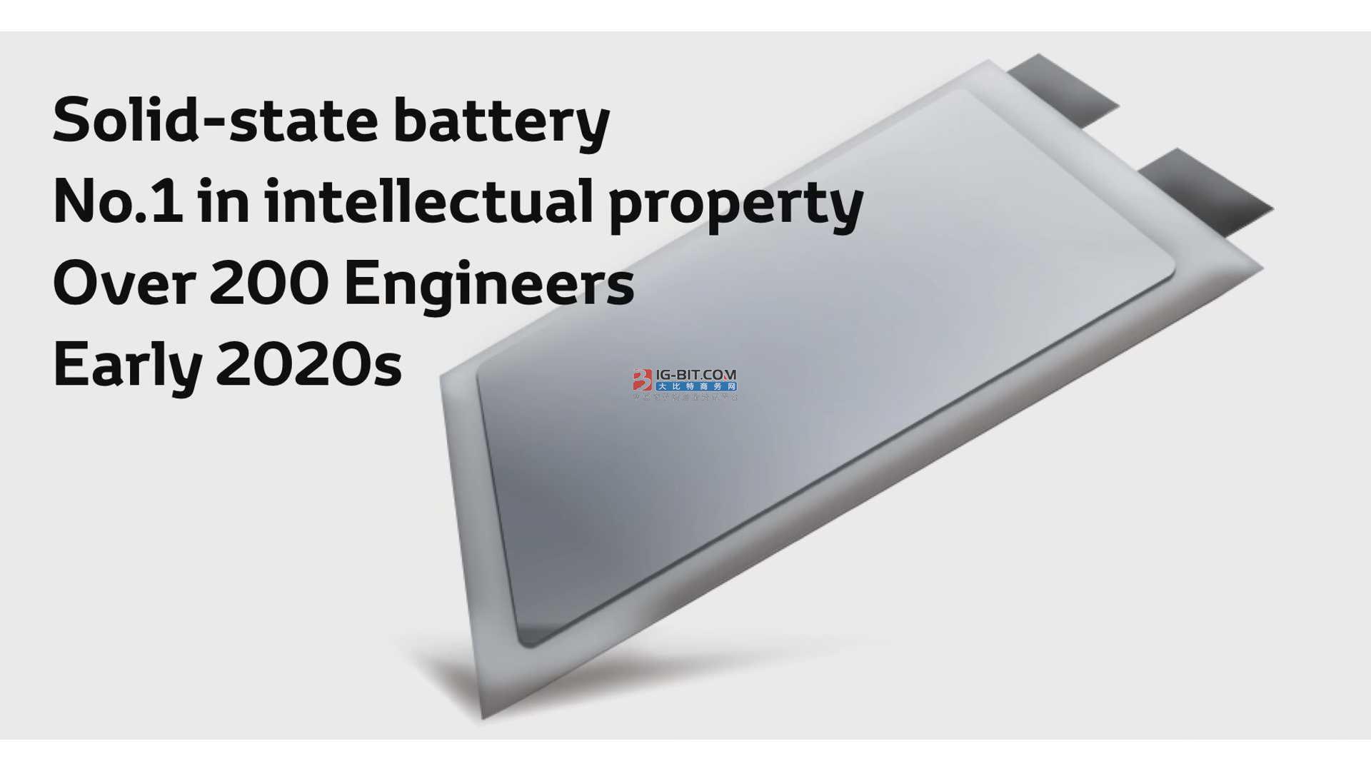 动力电池迎来重磅玩家:三星将为现代提供固态电池,续航800公里