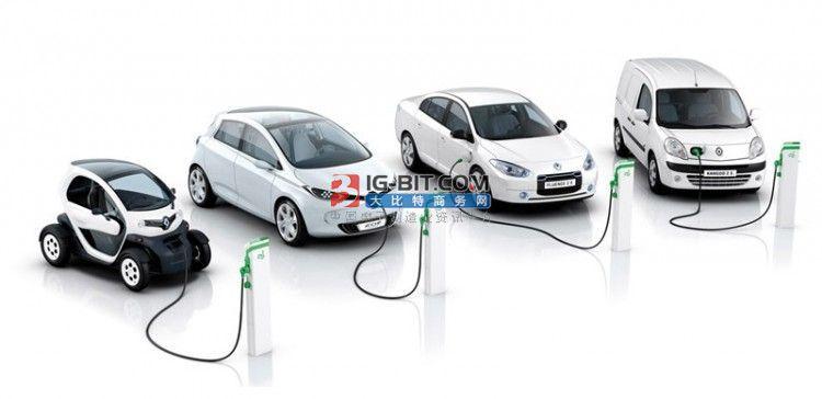 中国纯电动车销量前四月下滑46% 欧洲却逆势增长