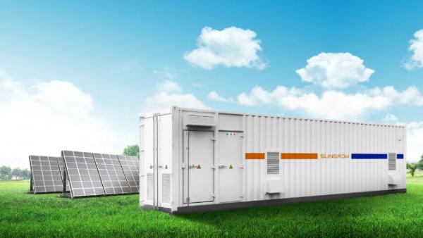 阳光电源中标国内单体最大光储融合项目