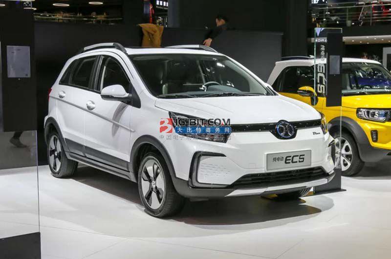 北汽新能源4月586輛新車銷量從何而來?