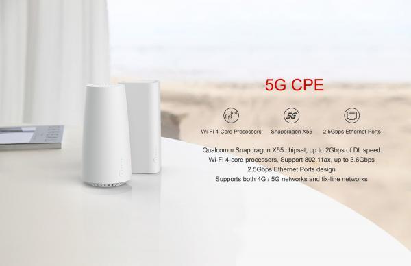 寬翼通信與高通在5G領域達成合作