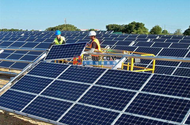 晶科科技:光伏装机容量居前转型清洁能源服务商进行时