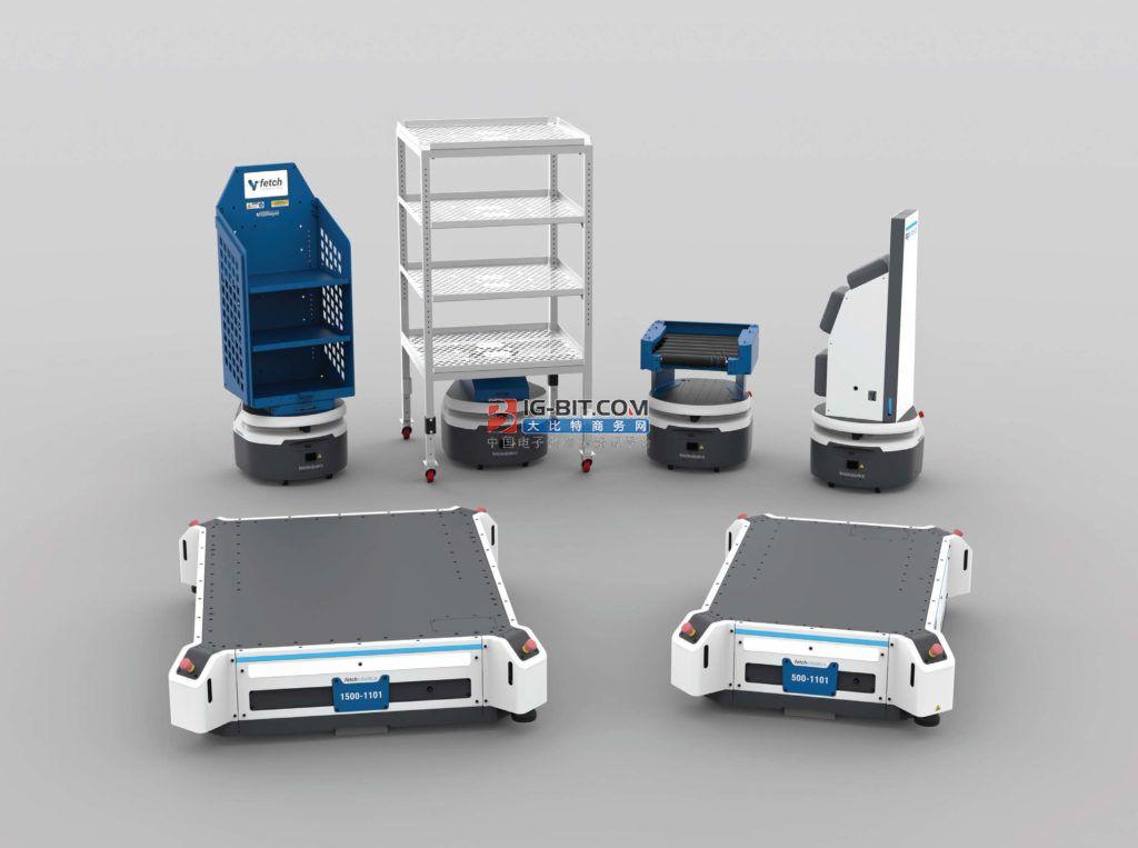 仙知案例 基于SRC的激光SLAM自動叉車在工廠智能搬運中的應用