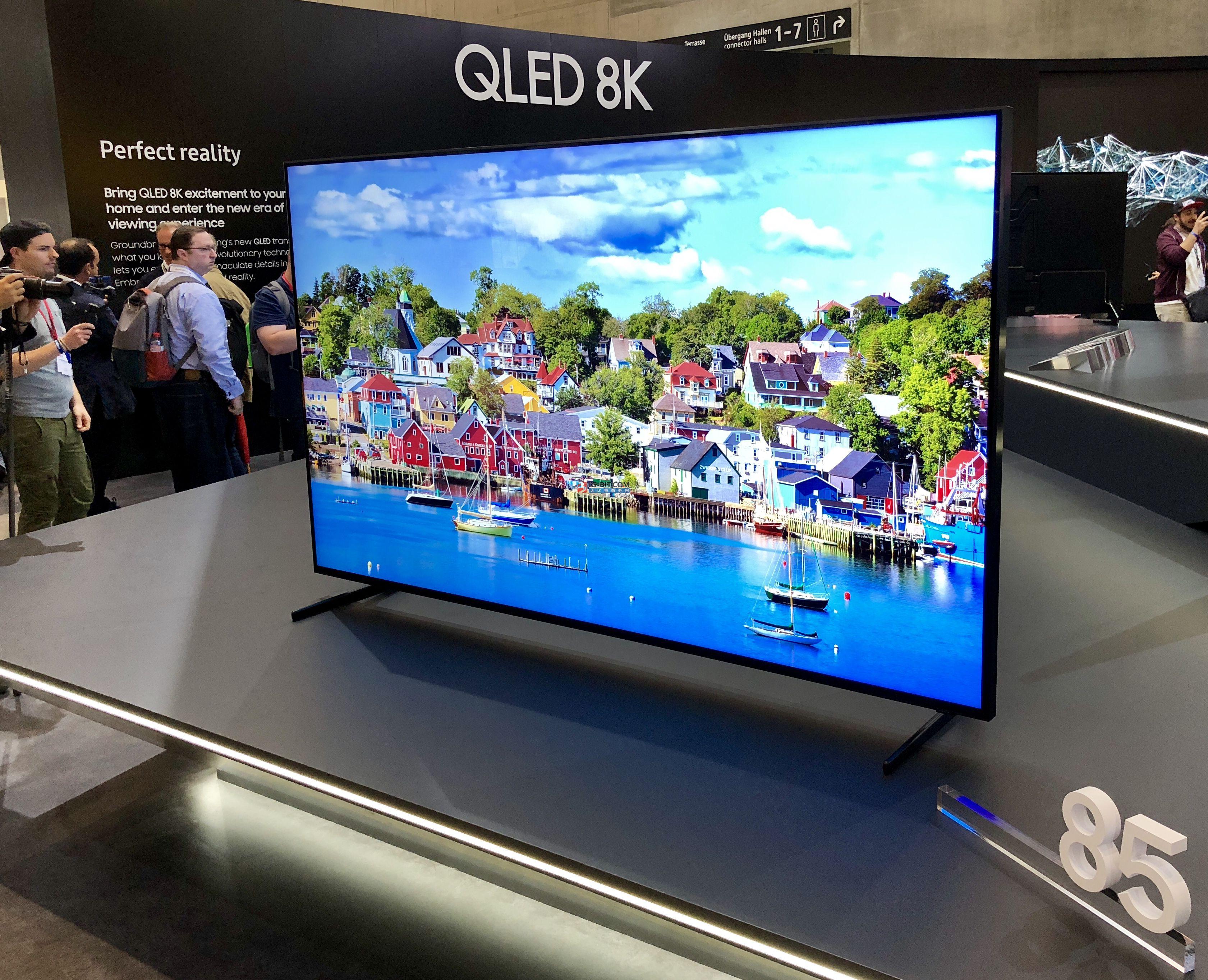 行业专家纷纷点赞,三星8K电视上市助力5G+AI应用腾飞