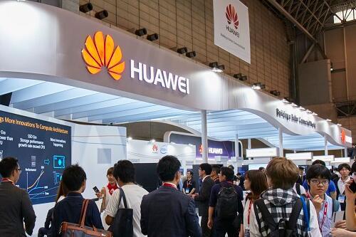 華為已在國內建成20萬5G基站 預計年底可達到80萬