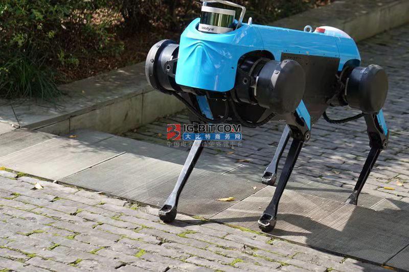 波士頓動力機器狗新西蘭放羊,未來將推動農業精準化