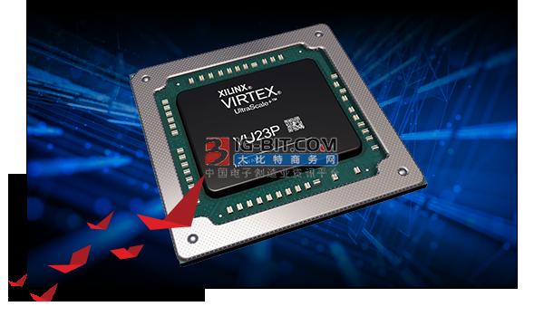 生而为速,Xilinx专为联网和存储加速优化推出全新 Virtex UltraScale+ VU23P FPGA