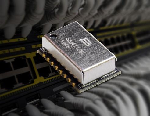 铂恩氏推出 ChipLAN 10/100 Base-T变压器模块