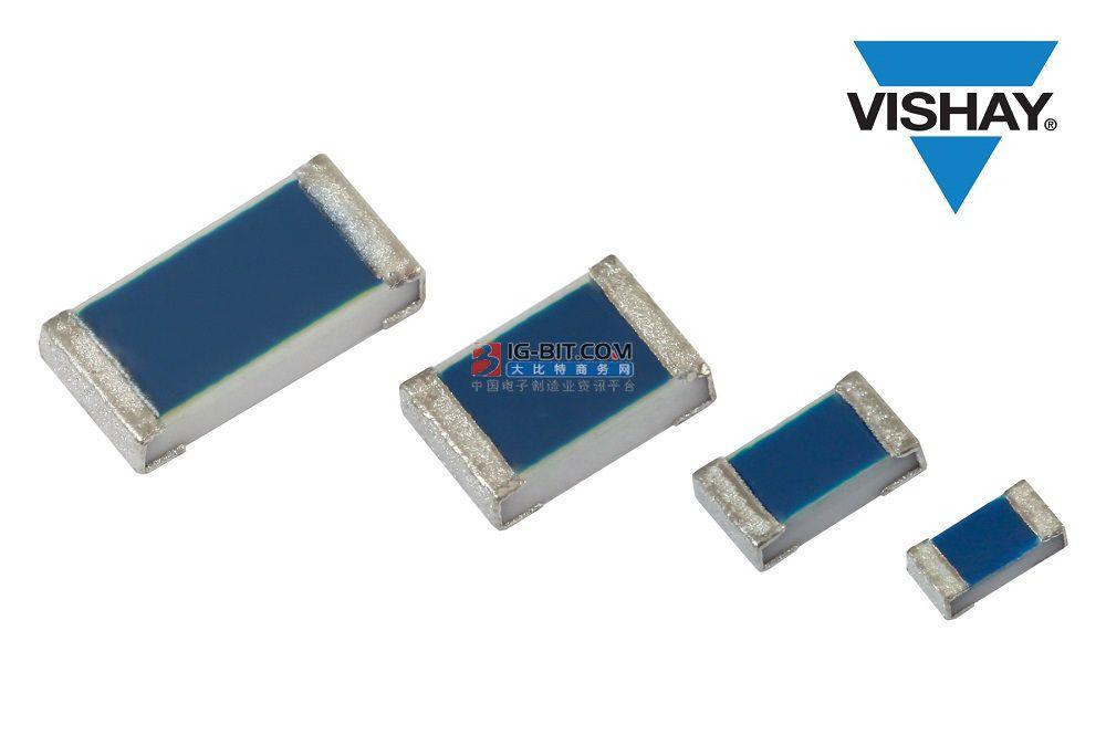 Vishay推出TNPU e3系列新款汽车级高精度薄膜扁平片式电阻