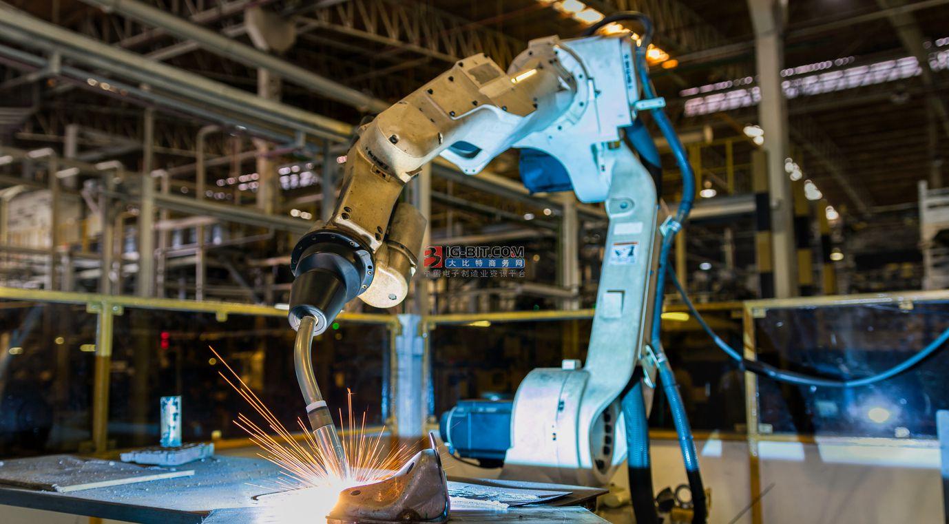 2020年全球焊接机器人行业市场现状及发展前景分析 预计2025年销量规模将超40万台