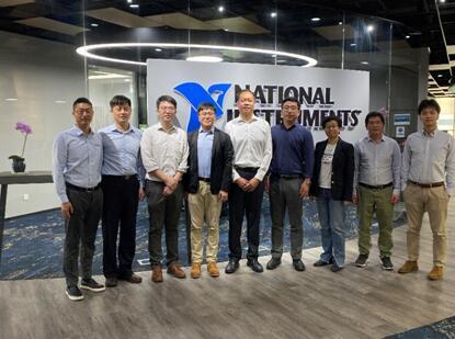 全球领先的测试测量厂商NI宣布与孤波、韦尔半导体达成合作