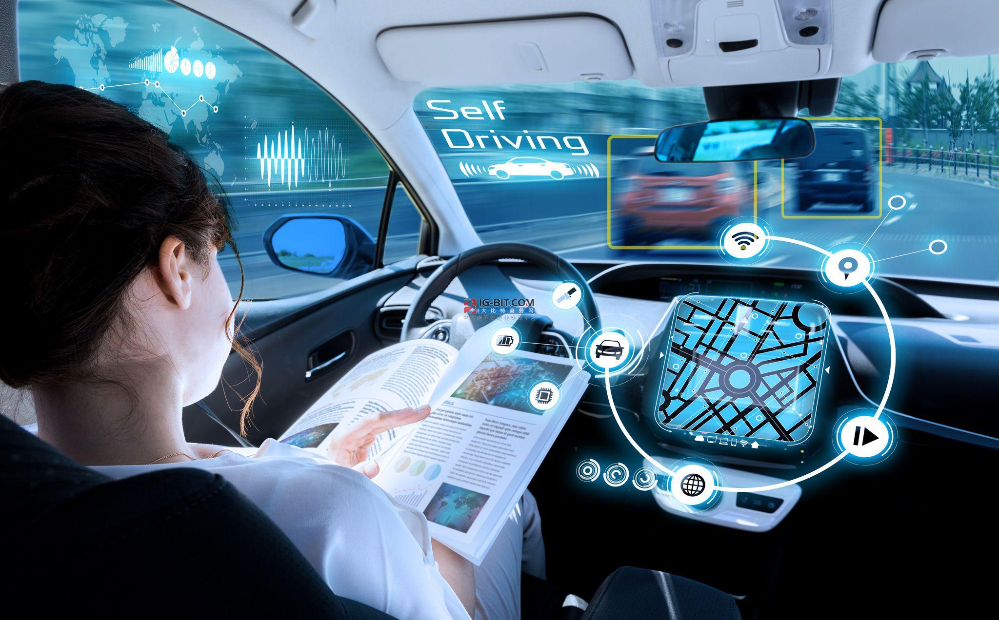 2021年全球無人駕駛汽車市場規模將達70億美元