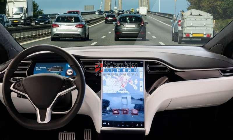 自動駕駛車能看到拐角物體了