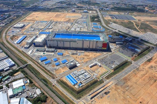 三星大手笔投资8万亿韩元,扩建存储芯片及感光元件生产线