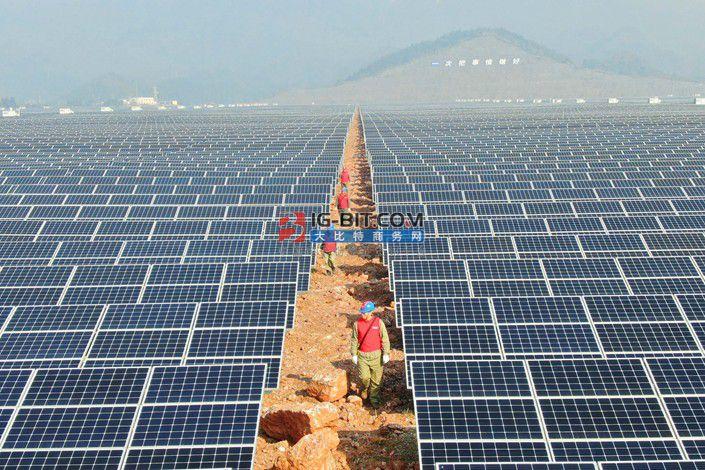 阿曼100兆瓦的Amin光伏发电站已正式开始运营
