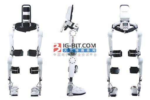步行外骨骼機器人為康復治療提供新思路