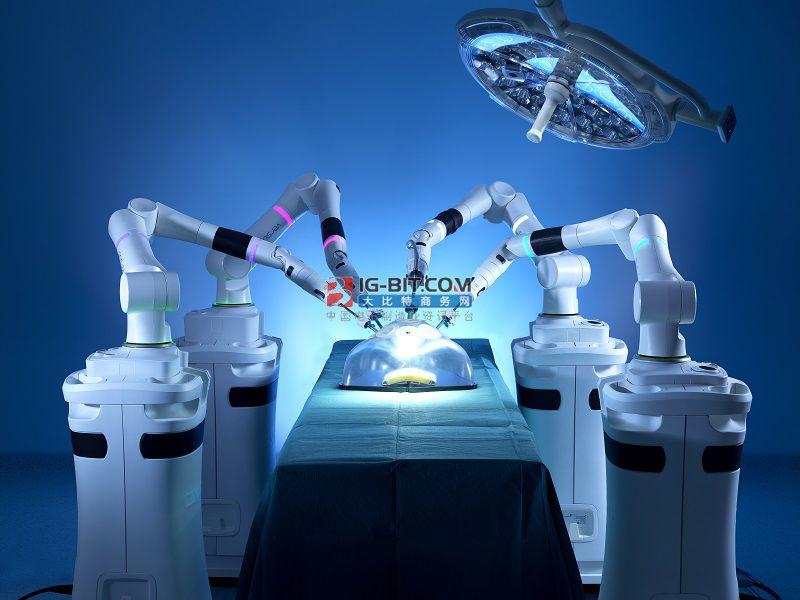 走进生命禁区!这家企业的外科手术机器人做到了