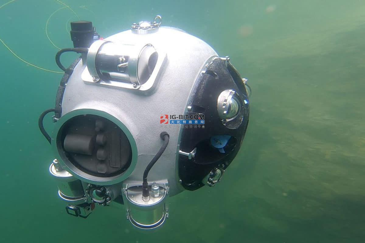 不常出現在舞臺C位的水下機器人 能否歸到新基建范疇之中