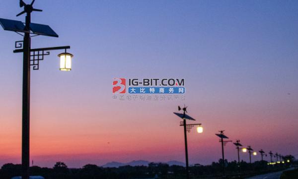 如皋市安裝LED路燈2133盞,年節約電費近200萬元