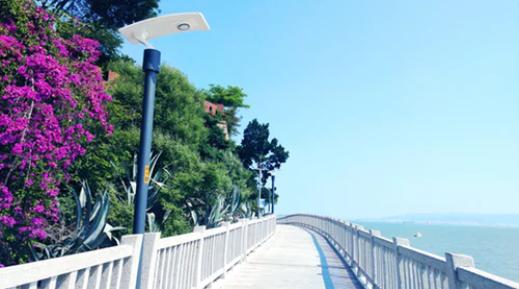 青岛、惠州新规划发布,齐推进智慧灯杆建设
