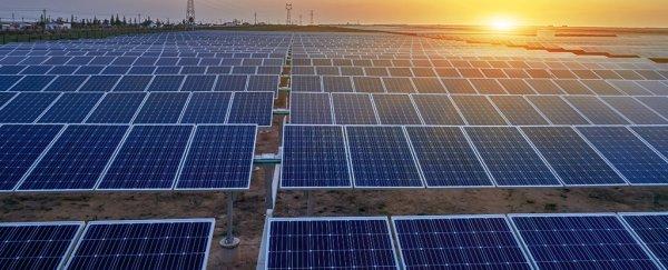 印度新愿景:用太阳能发电一统全球电网
