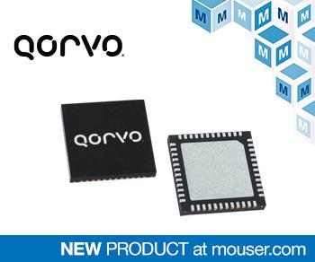 贸泽推出Qorvo PAC5527可编程电源管理解决方案 适用于BLDC电机控制