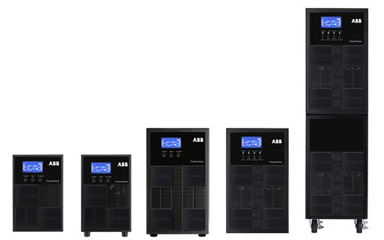 ABB 发布单相UPS不间断电源 提高小型数据中心关键设备可靠性