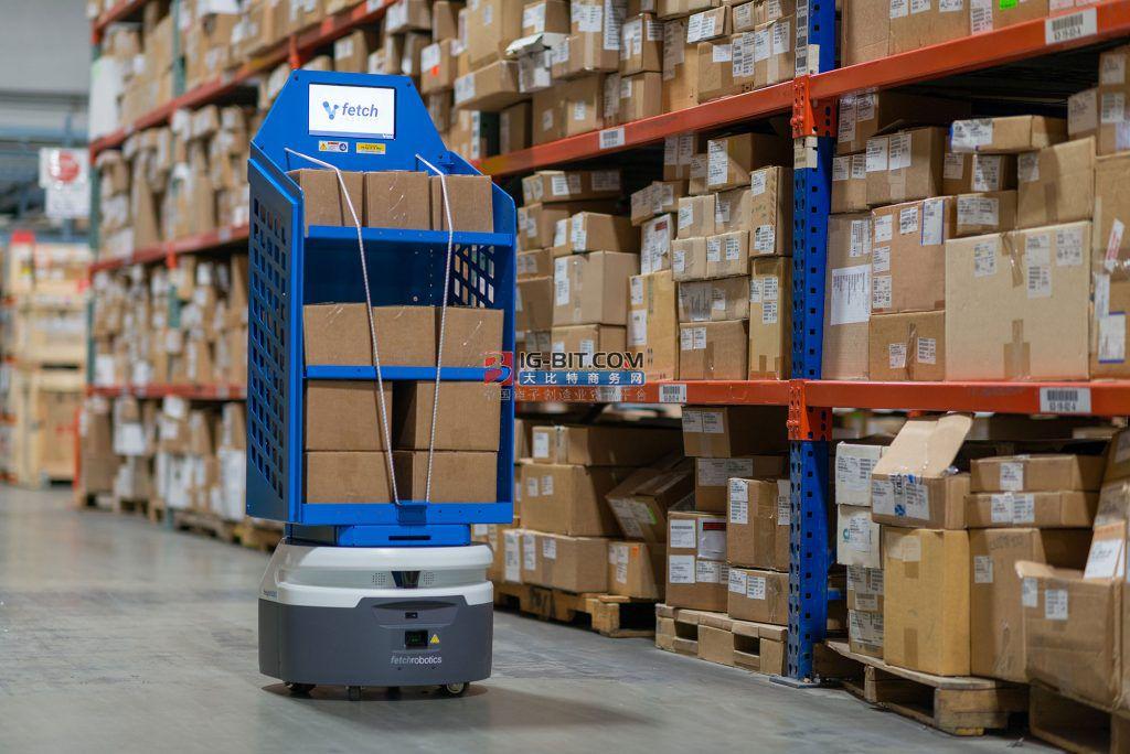 機器人時代來了:企業加碼物流機器人 明星資本入場