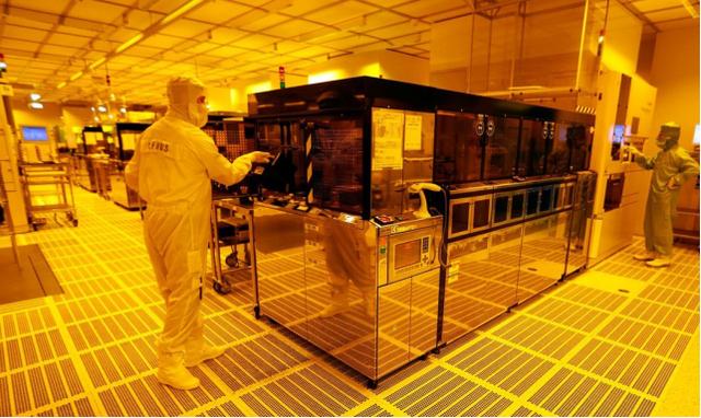 中國臺灣地區計劃補貼100億元新臺幣吸引芯片制造商