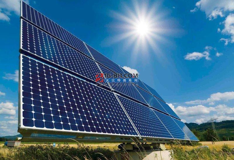 日本九州岛最大的太阳能电站正式开始运营