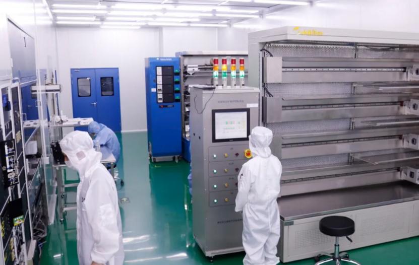 江西首条6英寸半导体芯片生产线,在意发功率半导体投入生产