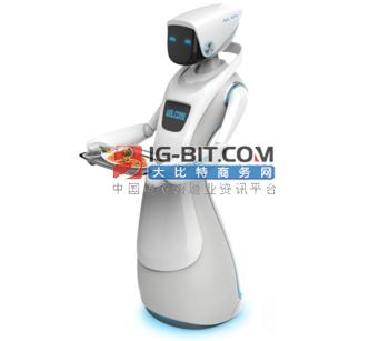 韩国首家机器人咖啡馆:耗资2亿,引用智能工厂技术