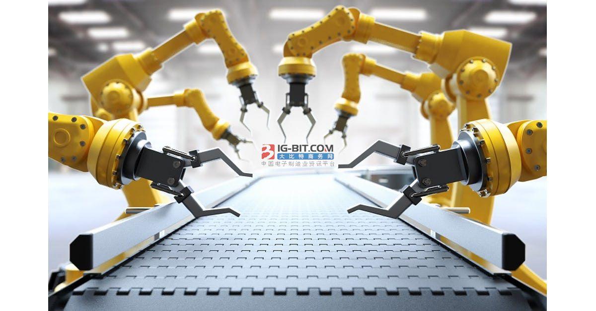國內工業機器人產業迎拐點 單月產量增速創近2年內新高