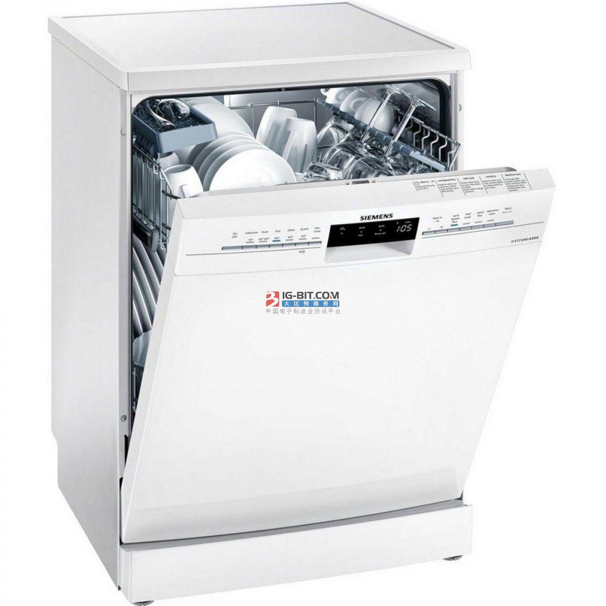 健康家電備受關注,洗碗機借勢上漲