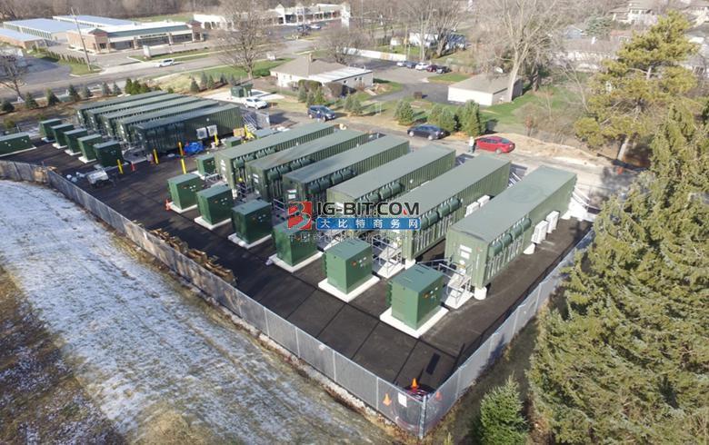 特斯拉6MW光伏储能项目预计今年建成投运