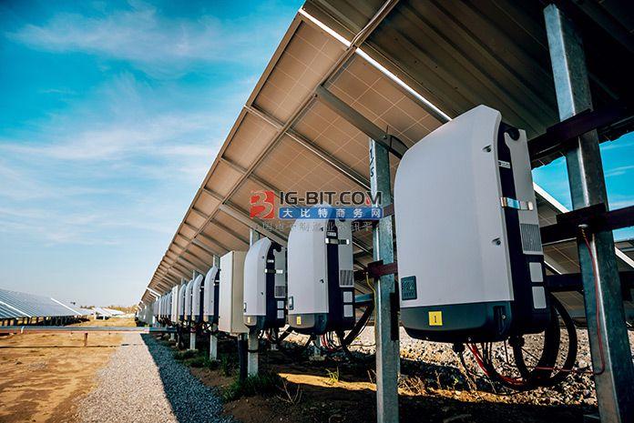 Ingeteam将为一590兆瓦太阳能项目提供光伏逆变器