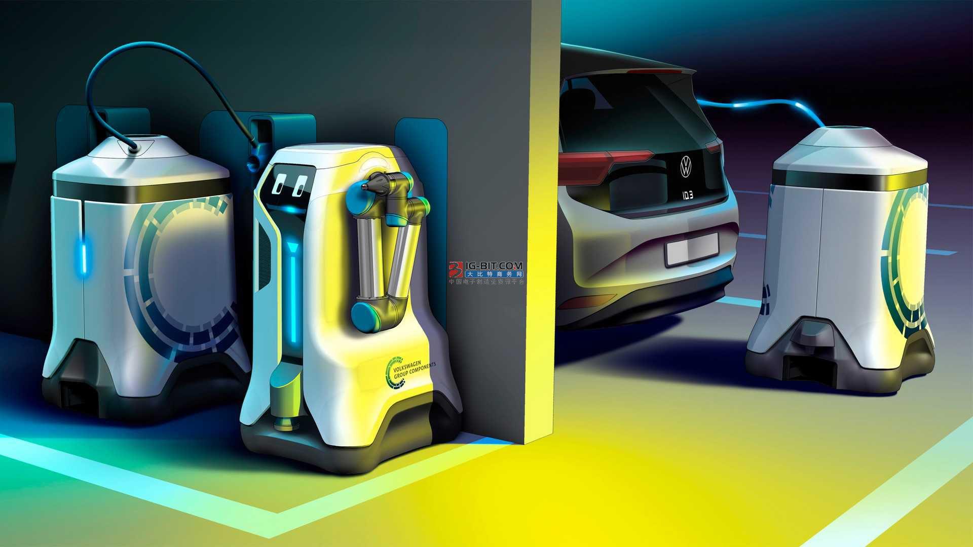 眾多車企加碼的移動充電機器人,會成為新風口嗎?