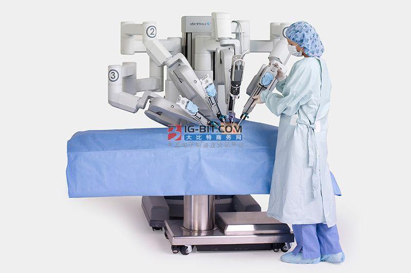 中奕智创:26年磨一剑,用3款手术机器人开拓中国市场