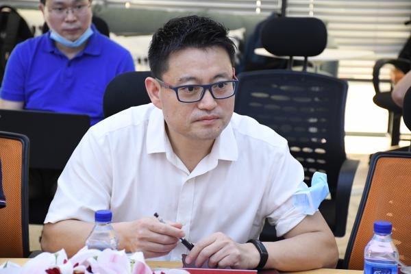 乔合里科技总裁王海