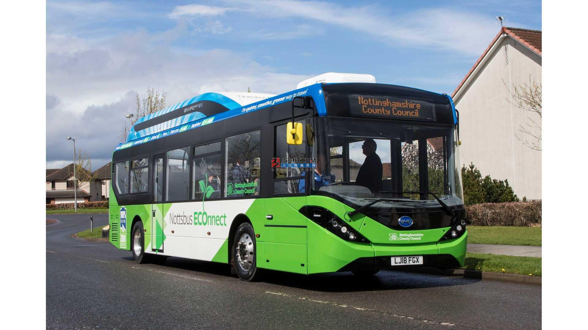"""特斯拉与""""无趣公司""""合作打造12座电动巴士"""