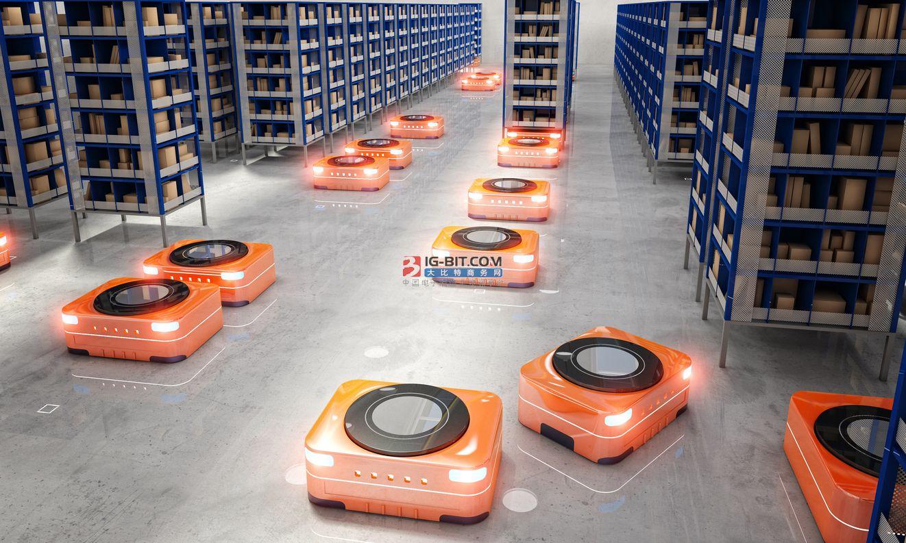 智慧物流时代的到来,物流机器人行业发展趋势