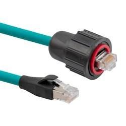L-com推出新型超六类IP67级户外高柔性线缆组件