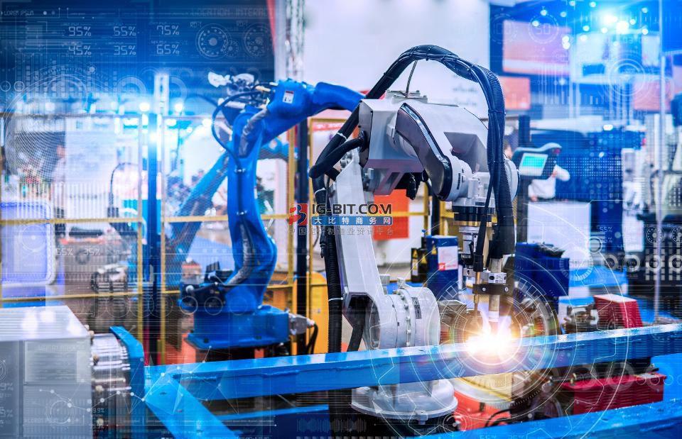 上海将建百家标杆性无人工厂 预计新增1万台机器人
