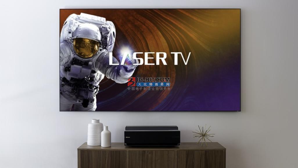 激光电视成彩电新增长点 前四月销量翻倍头部企业涌入