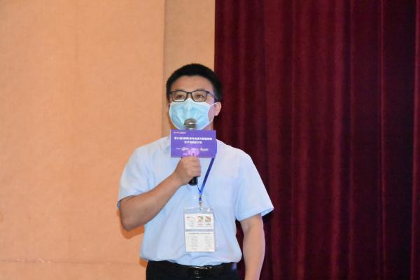 东芝电子元件系统LSI技术部应用工程师黄文龙