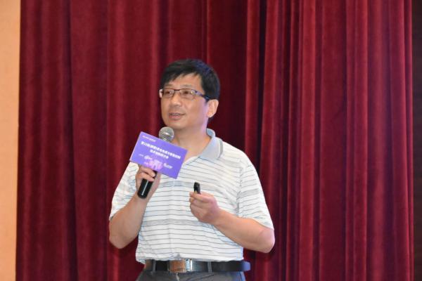 恩宁安全技术总工程师徐强华