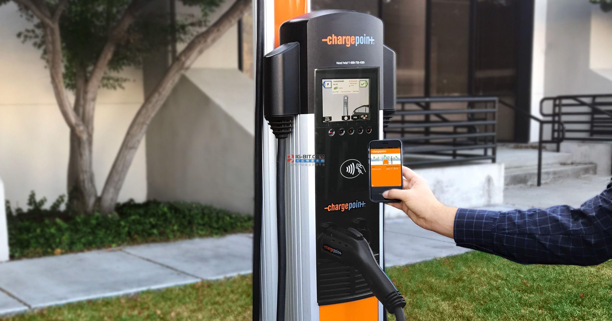 華為、阿里相繼入場,充電樁市場格局將會怎樣變化?