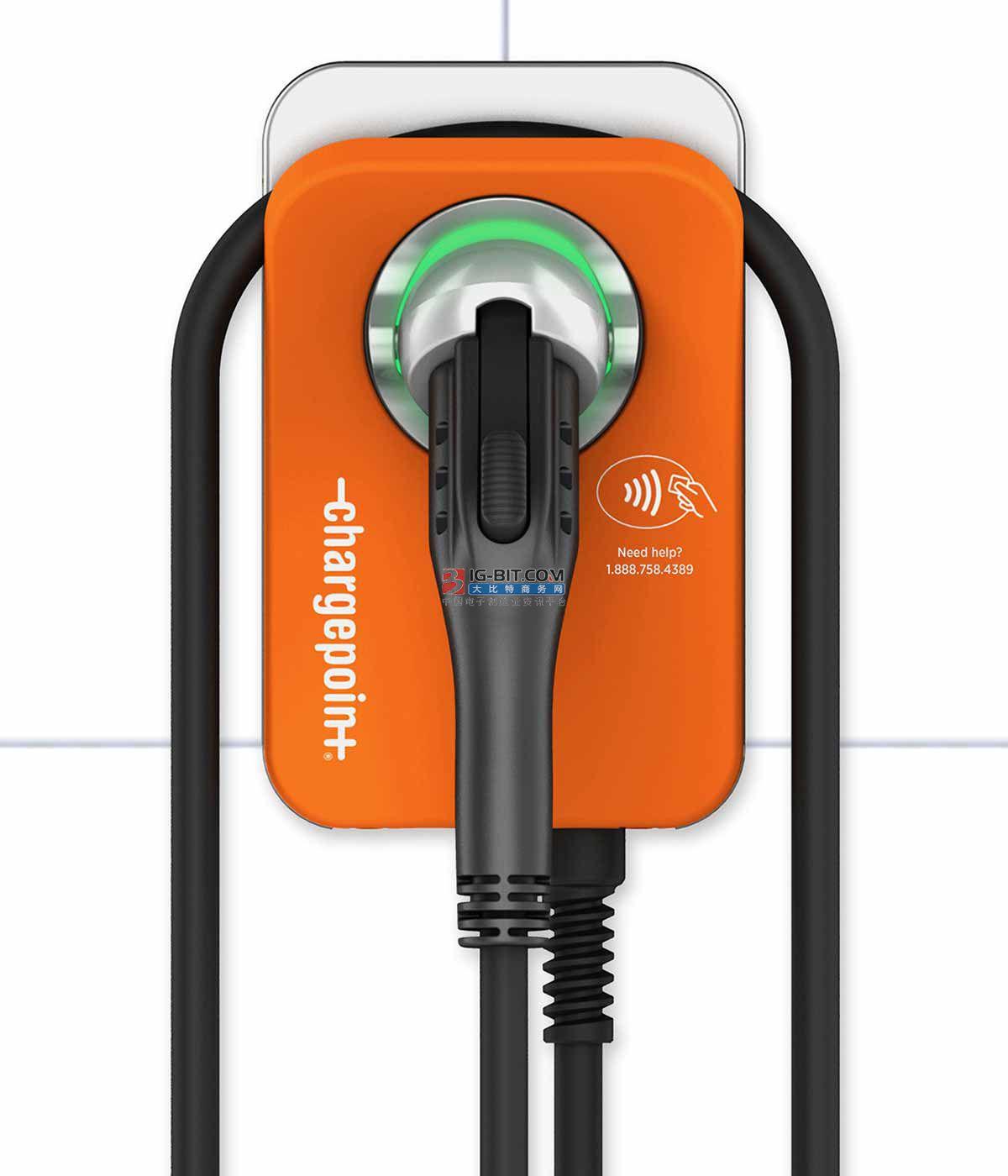 我国将加强充电设施建设 千亿充电桩市场规模有望出现