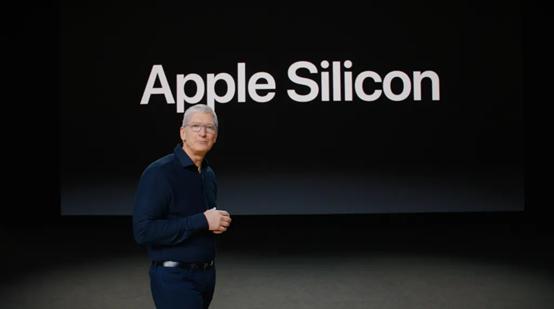蘋果正式宣布自研Mac處理器,并為此設計SoC系列