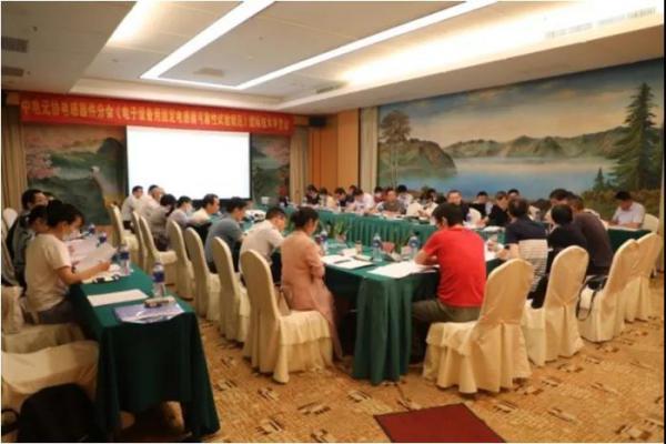 《电子设备用固定电感器可靠性试验规范》团体标准审查会在肇庆召开